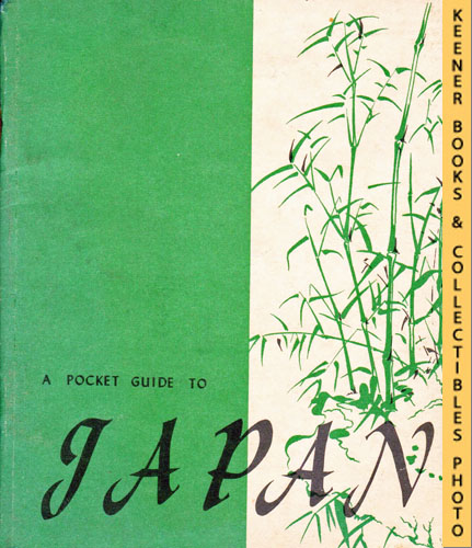 Image for A Pocket Guide To JAPAN: Including Fold-Out Map: Special Service Div, US Army WWII Pocket Guides Series