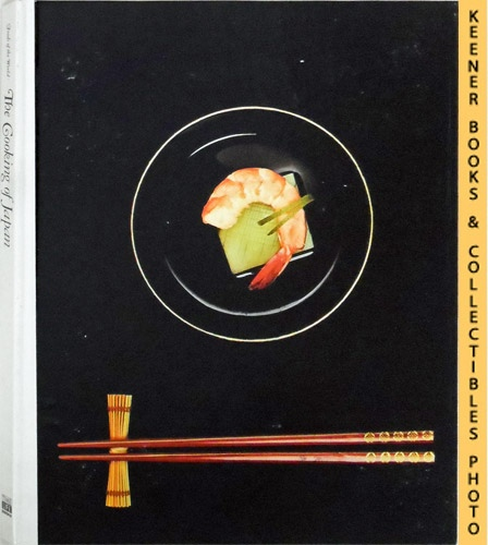 Image for The Cooking Of Japan: Foods Of The World Series