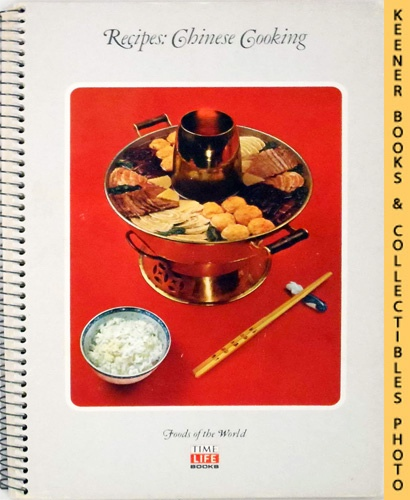 Image for Recipes: The Cooking of China: Foods Of The World Series