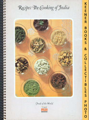 Image for Recipes: The Cooking Of India: Foods Of The World Series