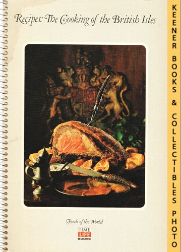 Image for Recipes: The Cooking Of The British Isles: Foods Of The World Series