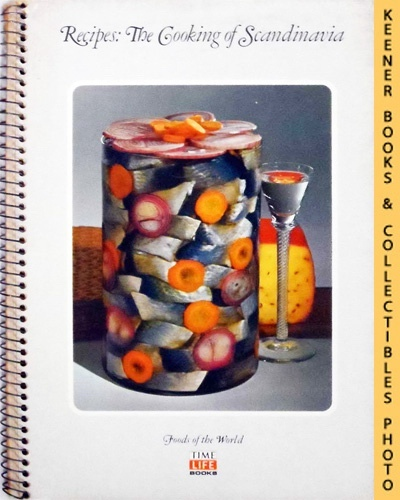 Image for Recipes: The Cooking Of Scandinavia: Foods Of The World Series