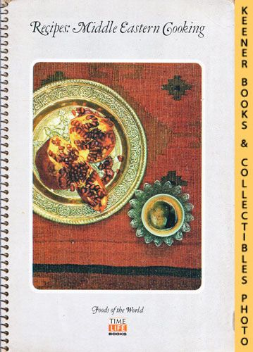 Image for Recipes: Middle Eastern Cooking: Foods Of The World Series