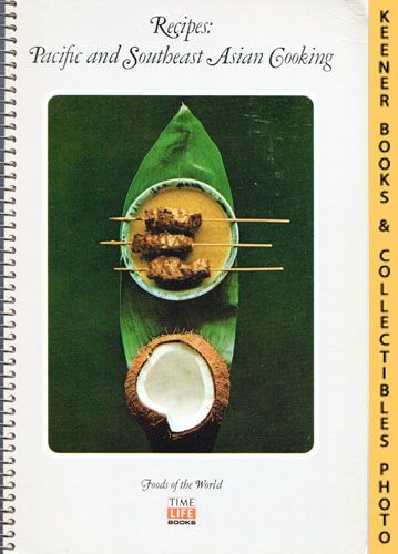 Image for Recipes: Pacific And Southeast Asian Cooking: Foods Of The World Series