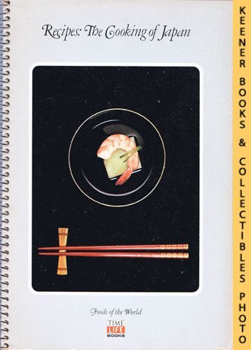 Image for Recipes: The Cooking Of Japan: Foods Of The World Series