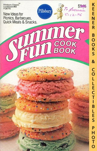 Image for Pillsbury Classic No. 65: Summer Fun Cook Book: Pillsbury Classic Cookbooks Series