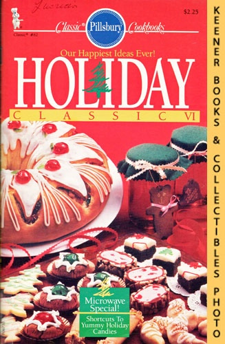 Image for Pillsbury Classic No. 82: Holiday Classic VI: Pillsbury Classic Cookbooks Series