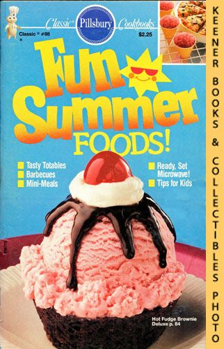 Image for Pillsbury Classic #88: Fun Summer Foods!: Pillsbury Classic Cookbooks Series