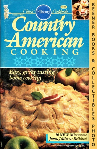 Image for Pillsbury Classic #92: Country American Cooking: Pillsbury Classic Cookbooks Series