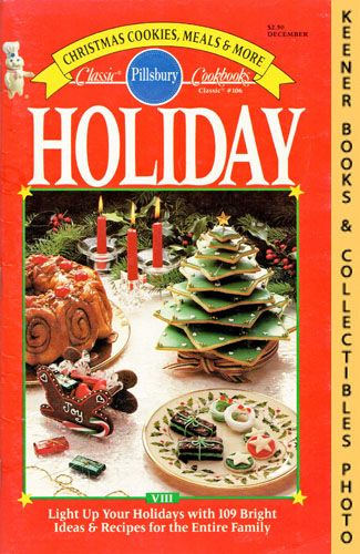 Image for Pillsbury Classic #106: Holiday VIII: Pillsbury Classic Cookbooks Series