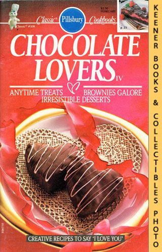 Image for Pillsbury Classic #108: Chocolate Lovers IV: Pillsbury Classic Cookbooks Series