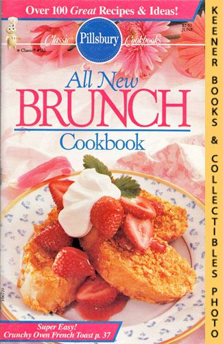 Image for Pillsbury Classic #112: All New Brunch Cookbook: Pillsbury Classic Cookbooks Series