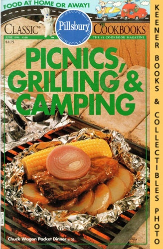 Image for Pillsbury Classic #160: Picnics, Grilling & Camping: Pillsbury Classic Cookbooks Series