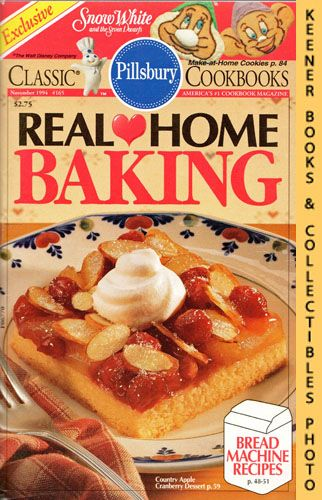 Image for Pillsbury Classic #165: Real Home Baking: Pillsbury Classic Cookbooks Series