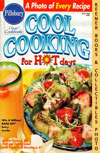 Image for Pillsbury Classic #197: Cool Cooking For Hot Days: Pillsbury Classic Cookbooks Series
