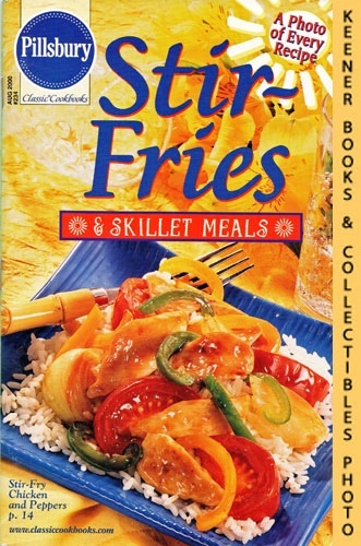 Image for Pillsbury Classic #234: Stir-Fries & Skillet Meals: Pillsbury Classic Cookbooks Series