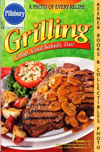 Image for Pillsbury Classic #243: Grilling Crisp, Cool Salads, Too!: Pillsbury Classic Cookbooks Series