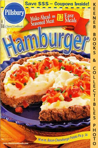 Image for Pillsbury Classic #247: Hamburger: Pillsbury Classic Cookbooks Series