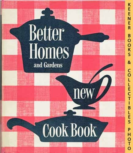 Image for Better Homes And Gardens New Cook Book : Five -5- Ring Binder - First Edition
