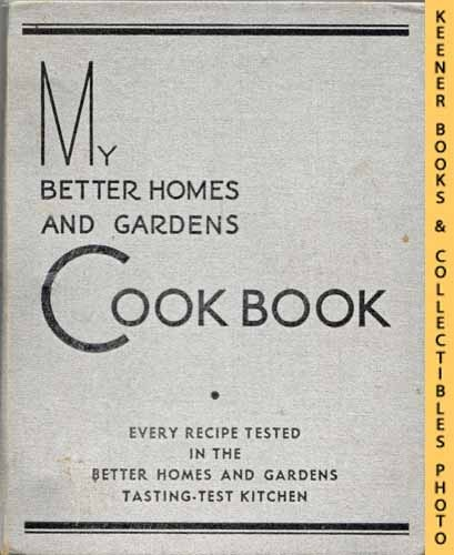 Image for My Better Homes And Gardens Cook Book - 1930 Edition : Three -3- Ring Binder